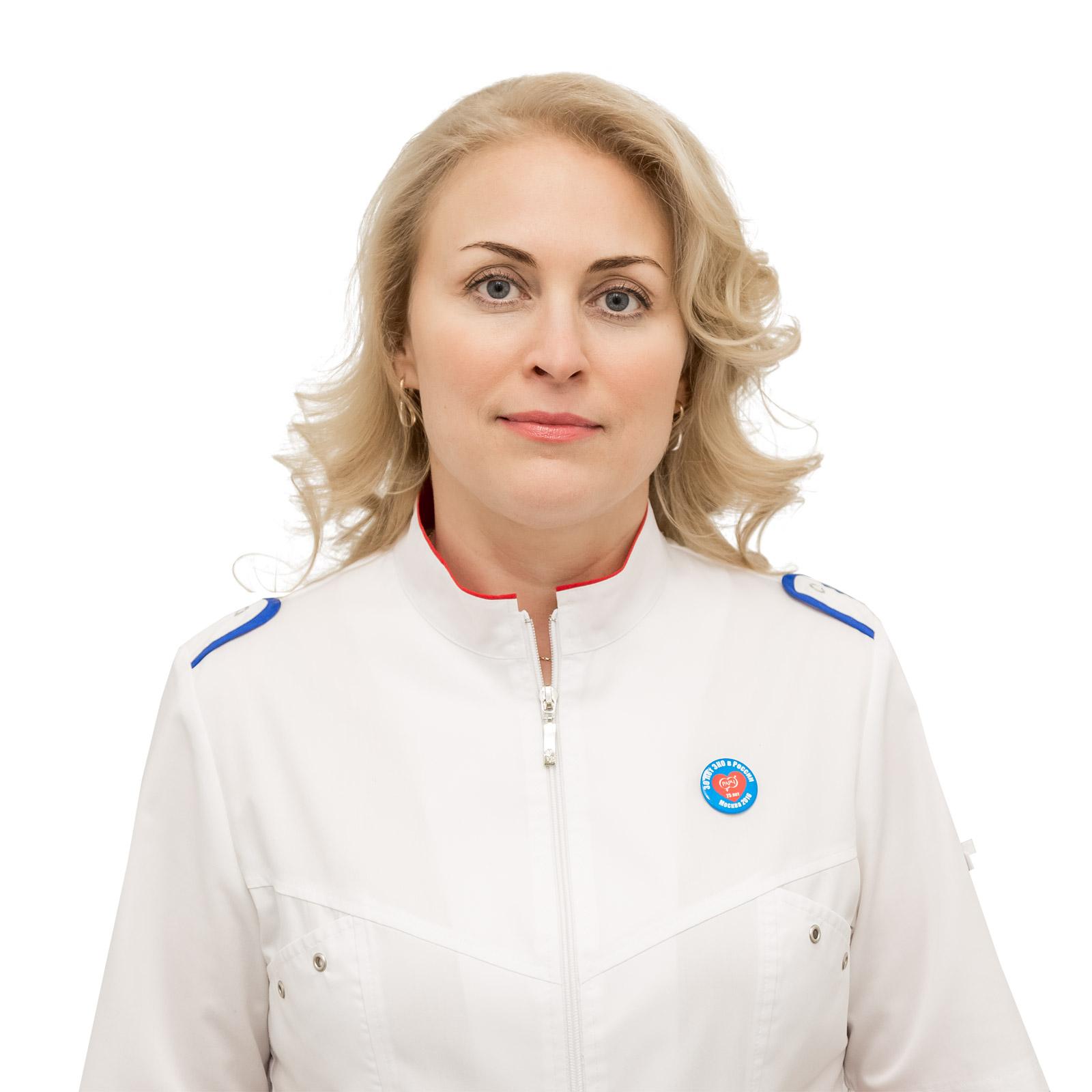 Эрлихман Надежда Марковна
