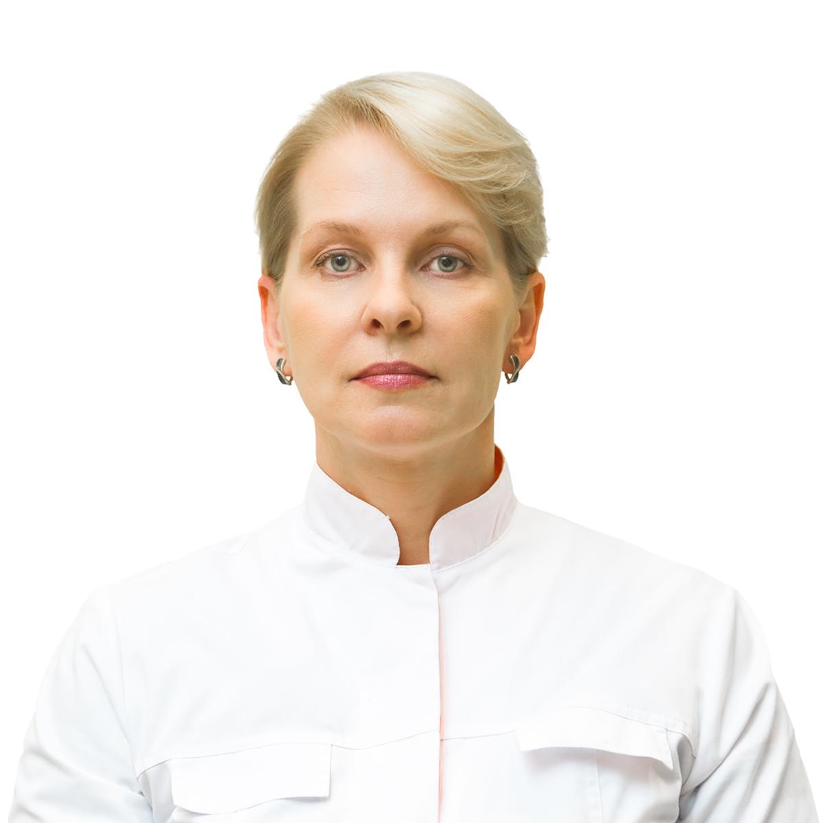Беляева Светлана Юрьевна