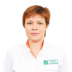 Лопатина Елена Анатольевна