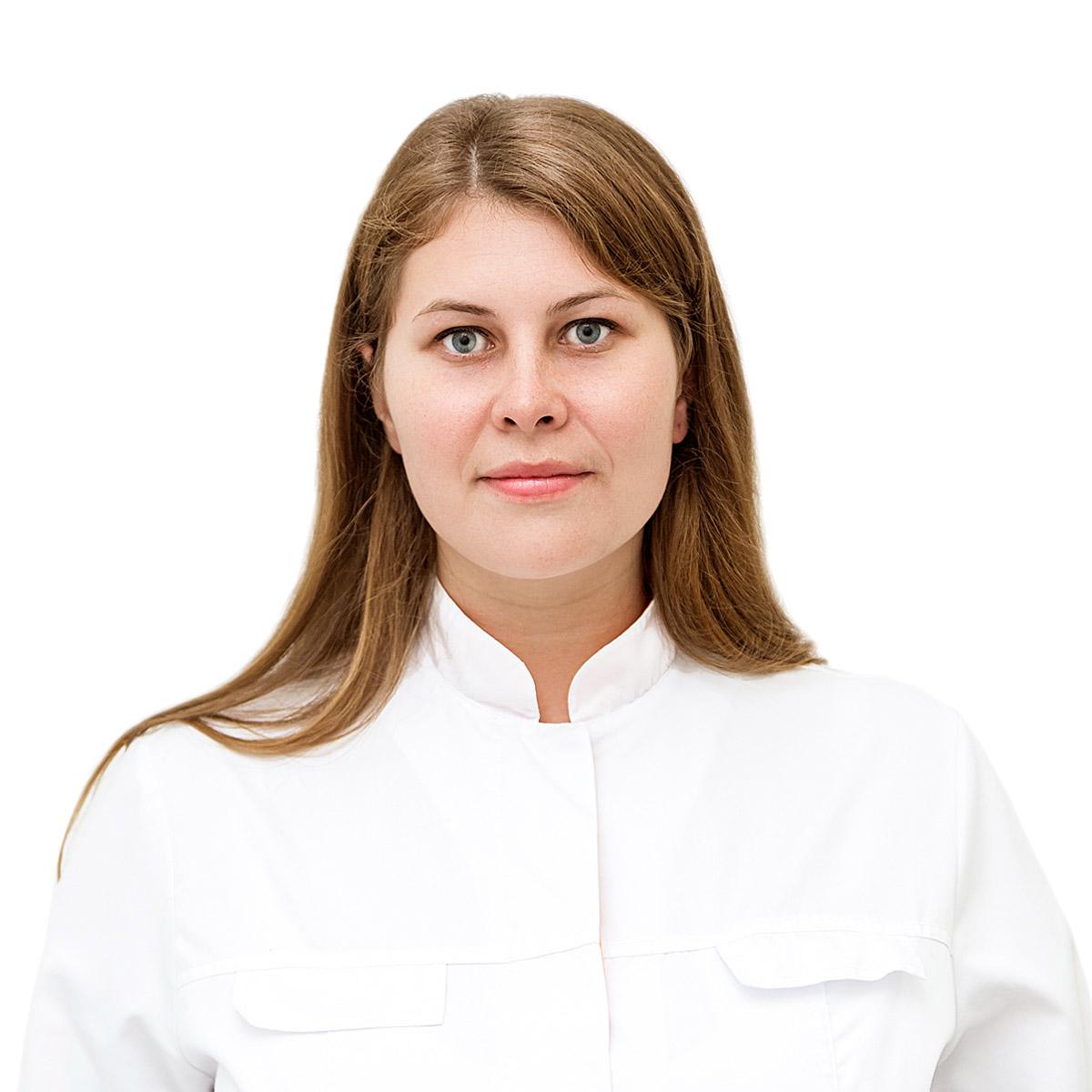 Вересова Мария Николаевна