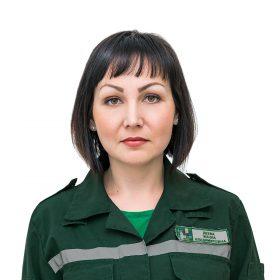 Деева Жанна Владимировна