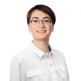 Белоусова Регина Рустамовна