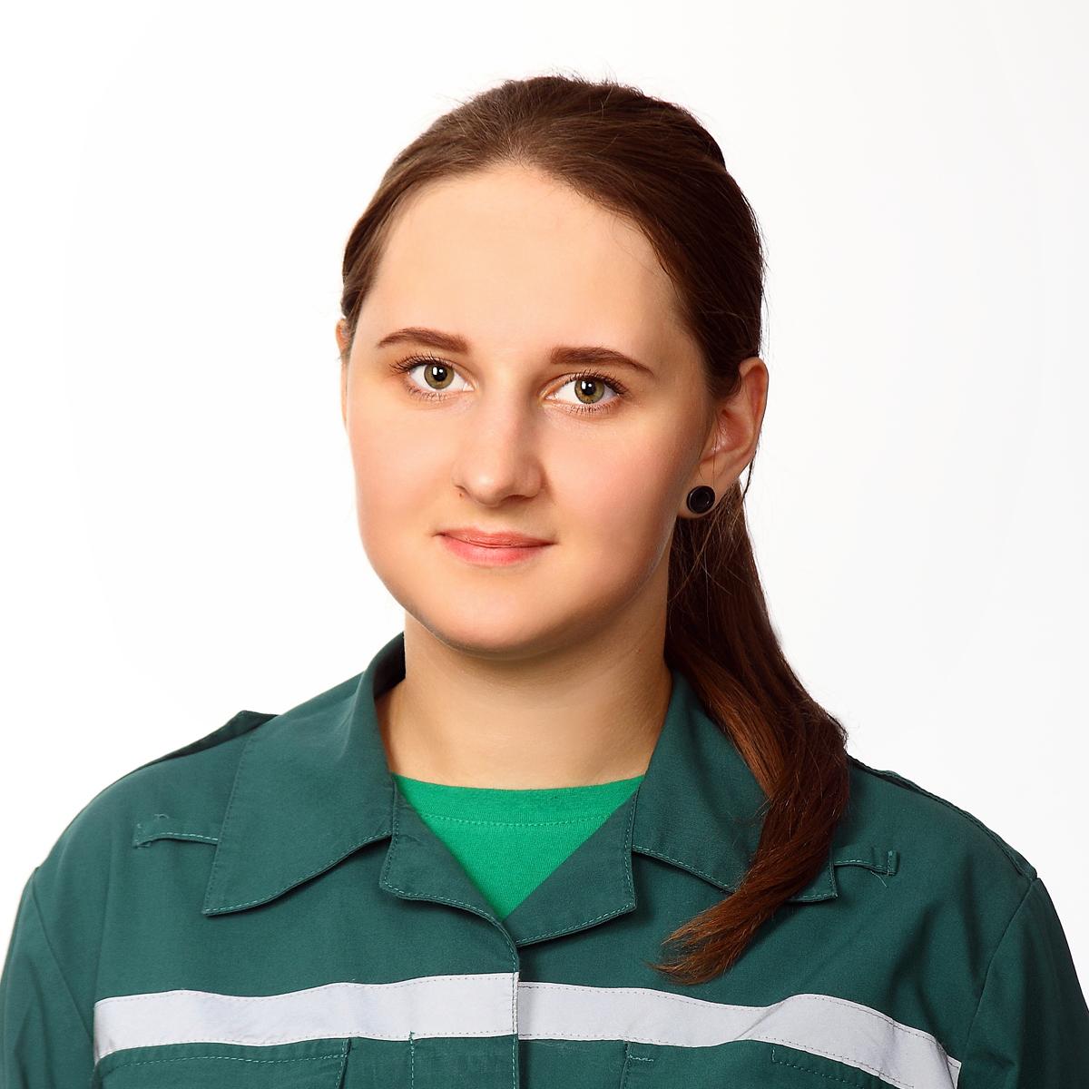 Овчинникова Елена Евгеньевна