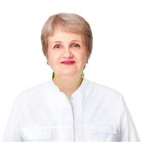 Долгушина Валентина Федоровна