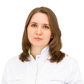Зотеева Марина Александровна