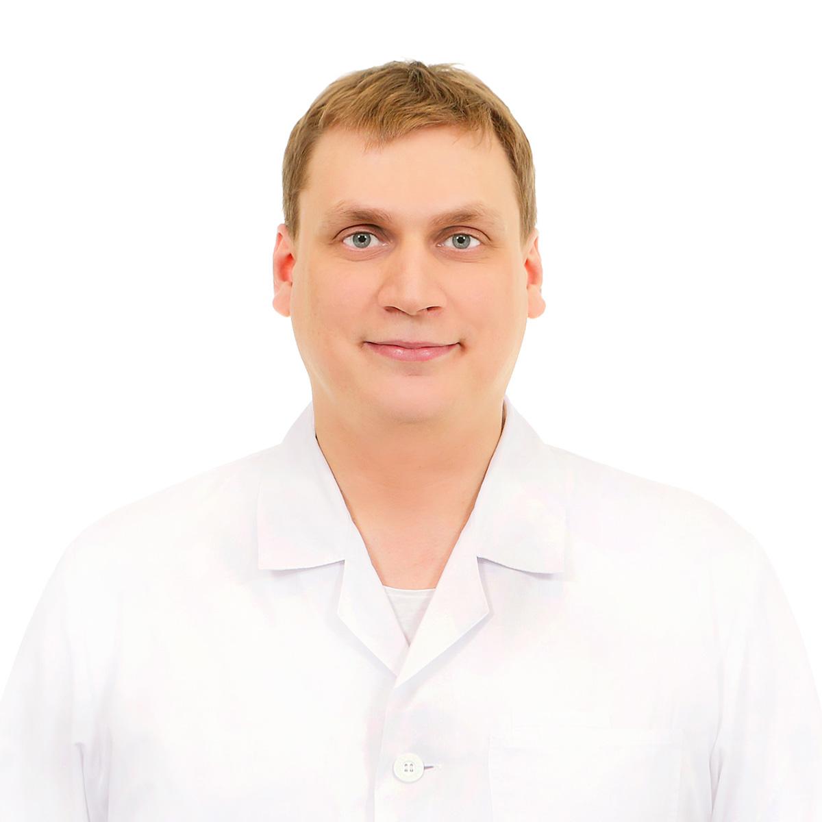 Щетинин Сергей Алексеевич