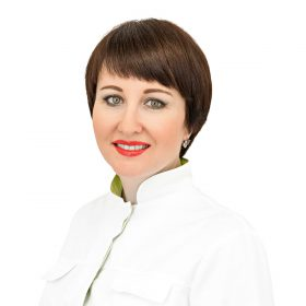 Азарова Яна Анатольевна