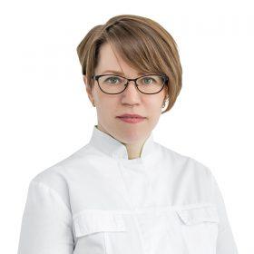 Баранова Елена Михайловна