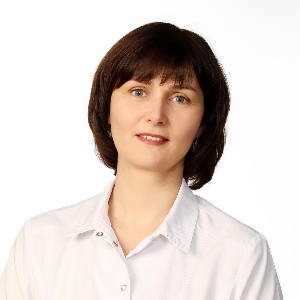 Веснина Ольга Геннадьевна
