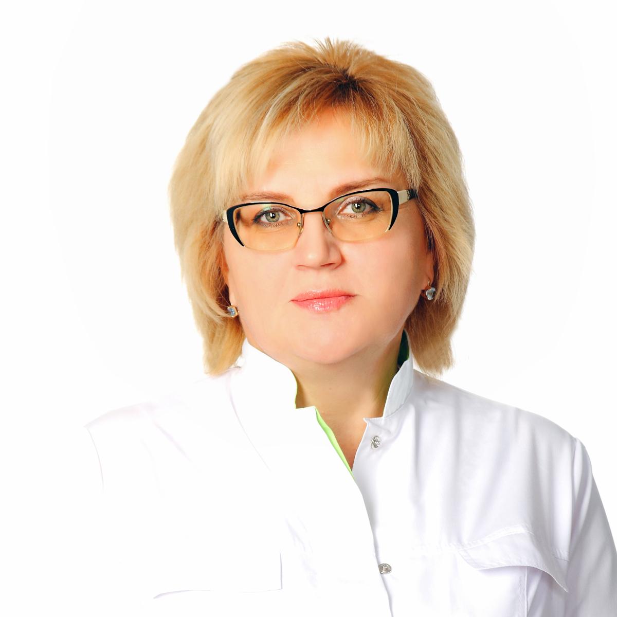 Лузина Елена Николаевна