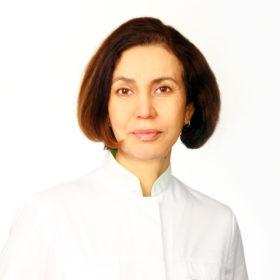 Бурганова Танзила Гумаровна